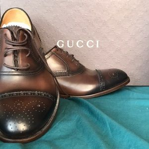 These are brand new, never used Gucci shoes